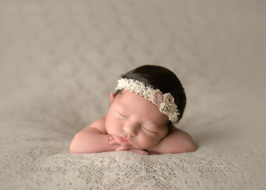 Atlanta Newborn Mini Session