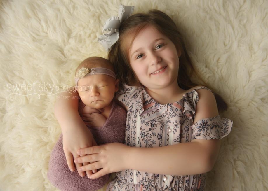 Atlanta Newborn Baby Session