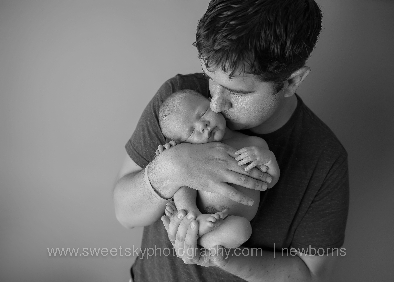 Gorgeous Newborn Photography Session